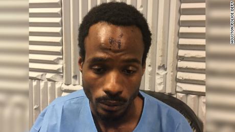 Derion Vence affirme avoir été blessé lors de l'enlèvement présumé du mois dernier.