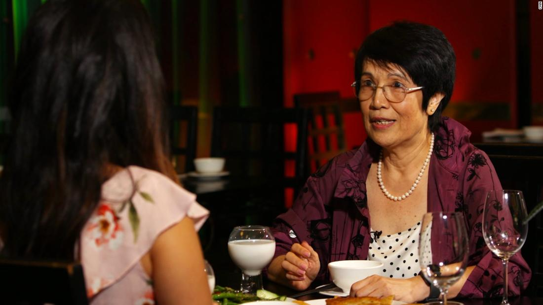 The woman teaching African companies Chinese etiquette - CNN