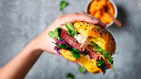 McDonald joins the trend of meatless burgers in one of the biggest markets
