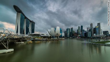 Singapore passes fake news law