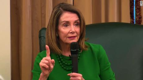 Pelosi says Trump 'every day gives grounds for impeachment'
