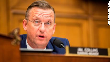 Rep. Doug Collins said DNI chief job is 'not one that I would accept'