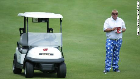 John Daly approved to use golf cart at PGA Championship