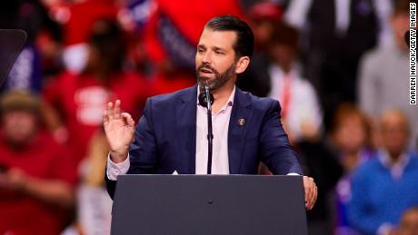 Donald Trump Jr. reaches deal with Senate Intelligence Committee for testimony in June
