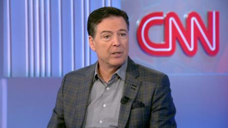 Comey says 'it sure looks like' Trump had criminal intent to commit obstruction of justice