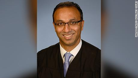 Who is Amit Mehta, the judge overseeing the standoff over Trump's financial records?