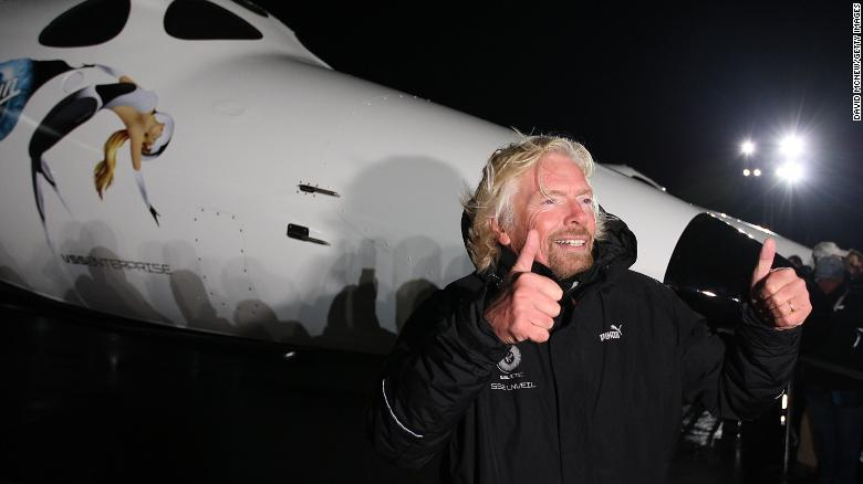 Richard Branson's Virgin Galactic to launch IPO by end of the year