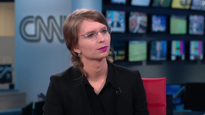 Chelsea Manning says she doesn't know if she'll be jailed again