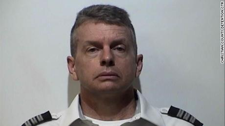 Arraignment set for pilot charged in 3 killings in Kentucky