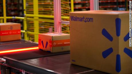 Walmart announces free one-day shipping on select items