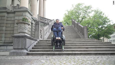 The tech empowering disabled people in cities