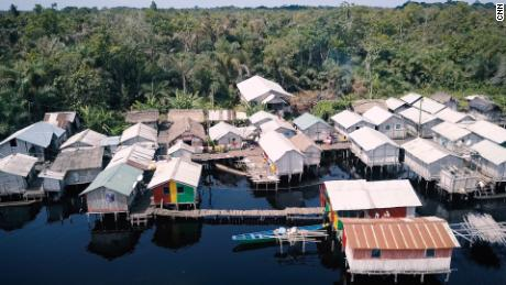 Ghana's floating village is trying to balance its ancient traditions in a modern world