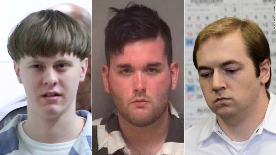 White supremacism is terrorism, experts say - CNN