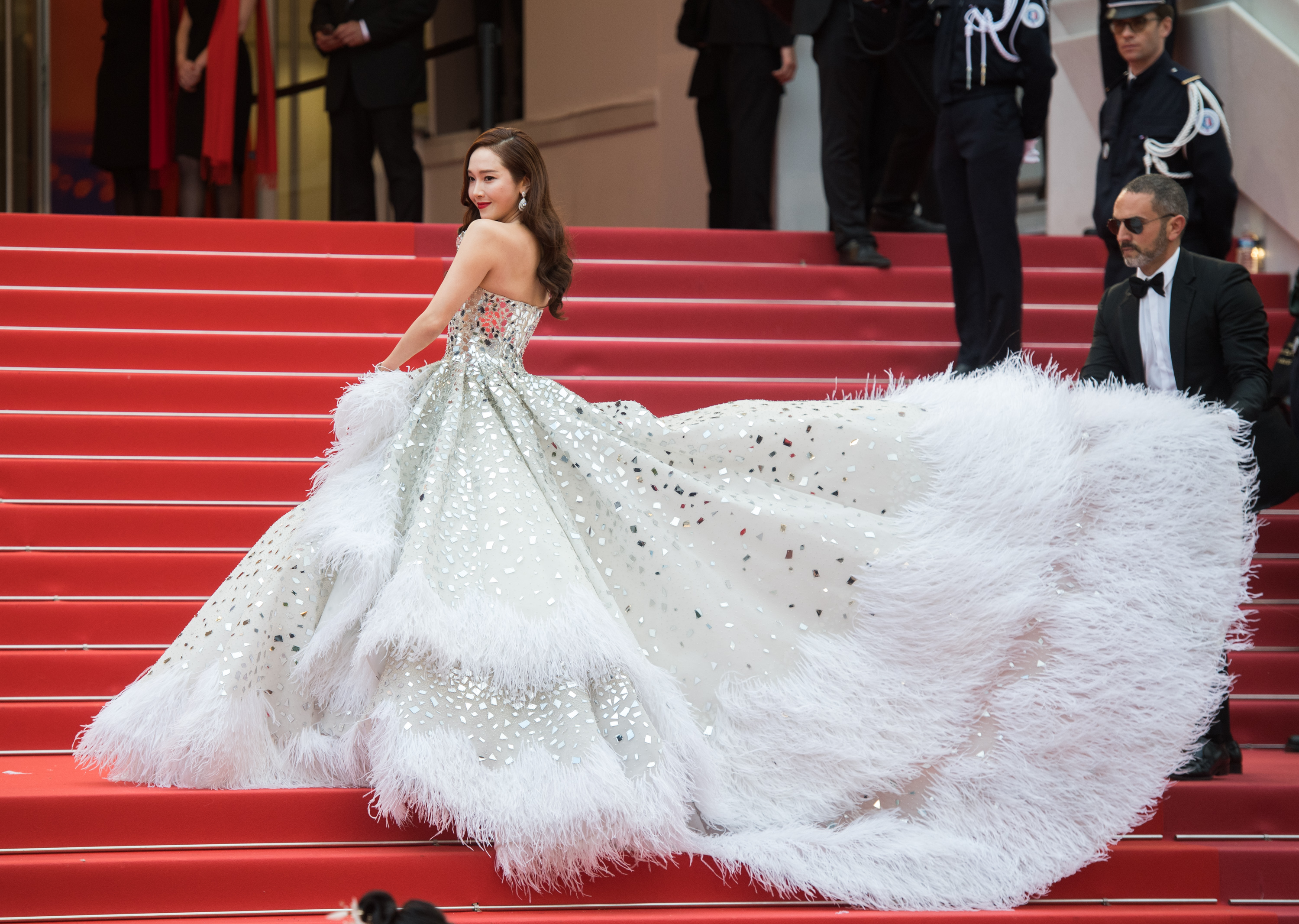 Cannes Film Festival 2019: The best celebrity red carpet fashion - CNN Style