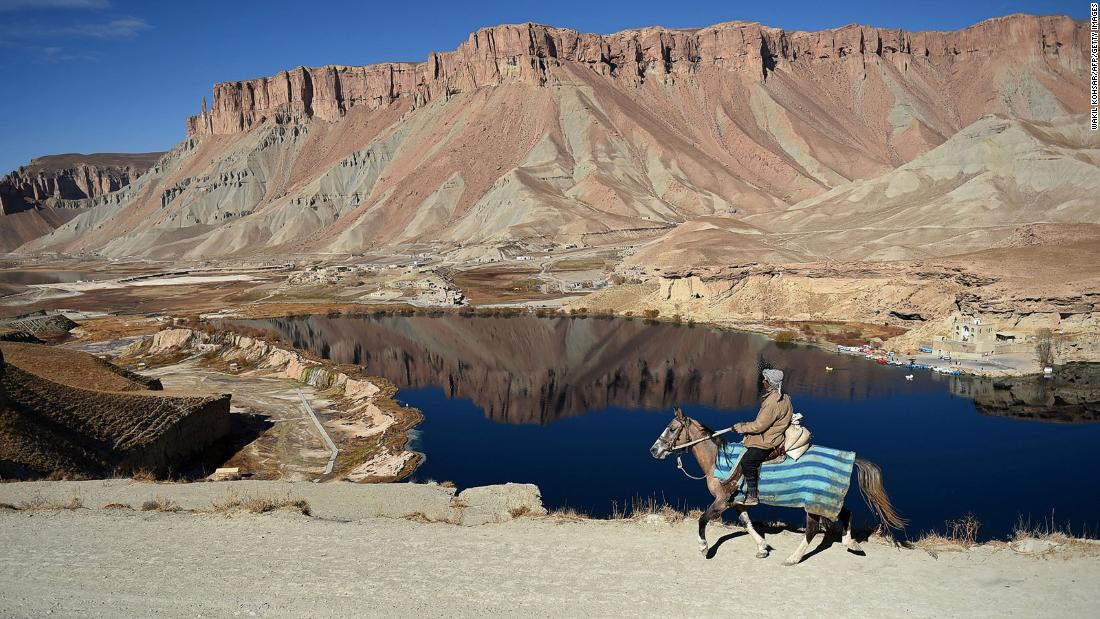 Band-e-Amir: Revisiting Afghanistan's first national park