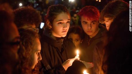 A gunman slaughtered 11 Jewish worshippers. Then people hunted for hate online