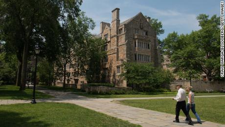 US drops discrimination lawsuit against Yale