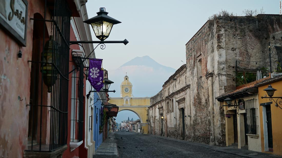 What to see when you go to Antigua, Guatemala