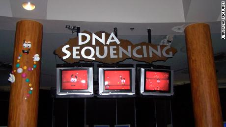 39;Jurassic Park's' DNA sequencing was conducted on Cray computers