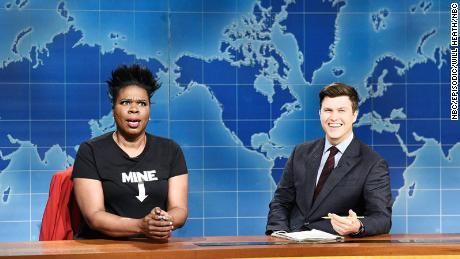 SNL's Leslie Jones to Legislators: 'You Can't Control Women'