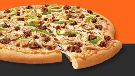 Impossible Foods takes on sausage with Little Caesars