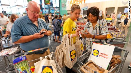 Lidl ouvrira 25 nouvelles épiceries américaines au cours de la prochaine année