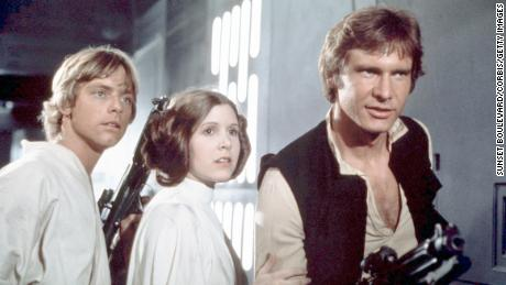La saga Skywalker, qui a débuté avec Luke, Leia et Han en 1977, se termine en décembre