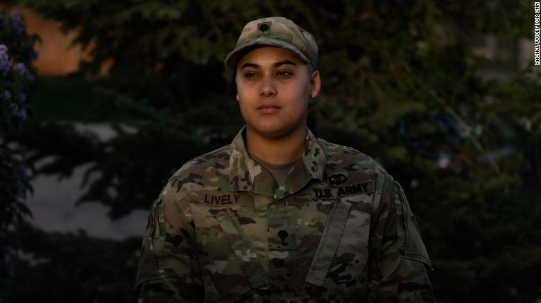 These transgender soldiers are still allowed to serve. They want to prove their detractors wrong