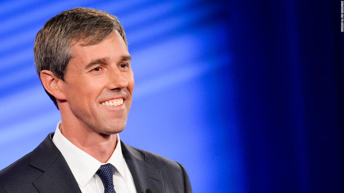 O'Rourke unveils plan to expand women's reproductive rights and health care - CNNPolitics
