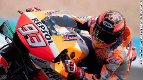 Marquez is the dominant force in MotoGP