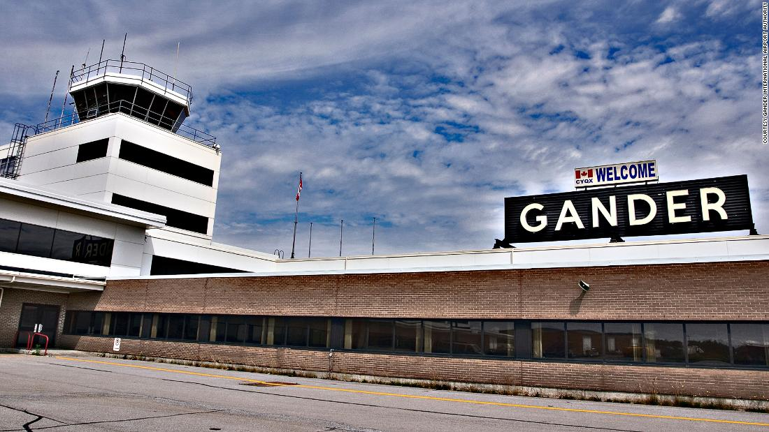 Gander: This Canadian airport sheltered 7,000 people on 9/11