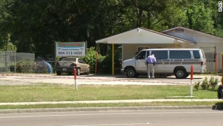 Infant found after 5 hours in day care van dies