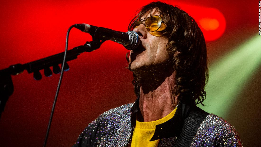 The Verve's Richard Ashcroft finally secures 'Bitter Sweet Symphony' royalties - CNN