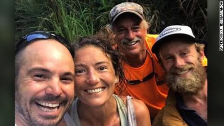 Hawaii hiker found alive after two weeks missing