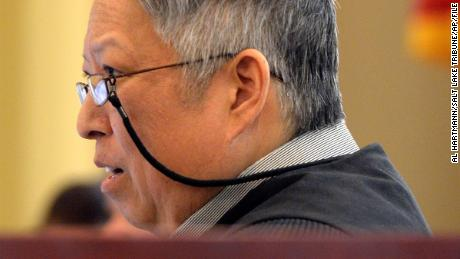 Judge Michael Kwan has been sitting in the judicial court in Taylorsville, Utah for two decades