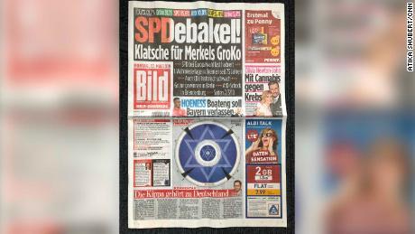 German government urges wearing of Jewish kippa to combat anti-semitism