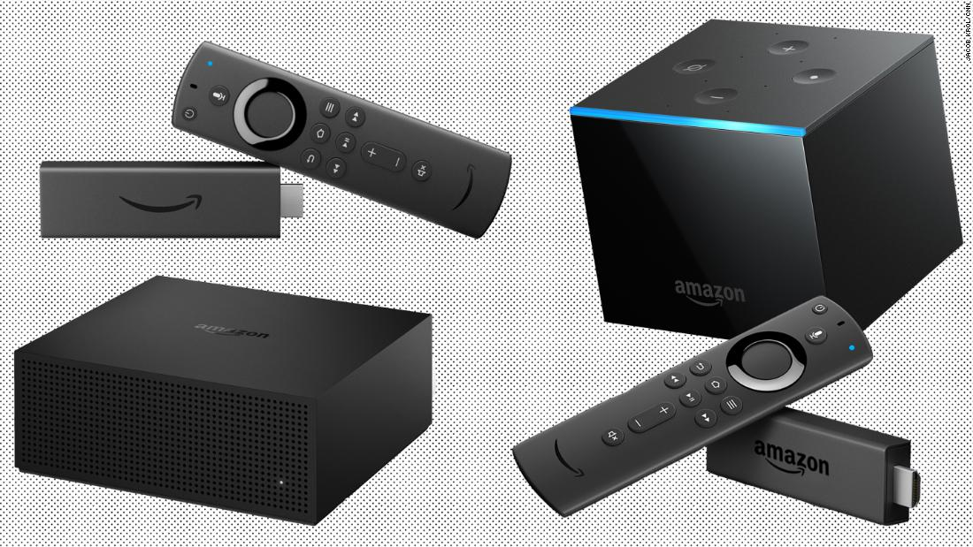 Get ready for the big game with these Amazon Fire TV deals