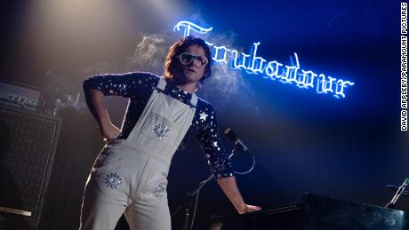Gay sex scenes in Elton John biopic Rocketman censored in Russian Federation