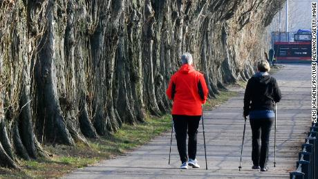 Just 4,400 steps a day tied to women living longer, study says