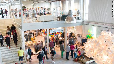 The beautiful new face of second-hand shopping