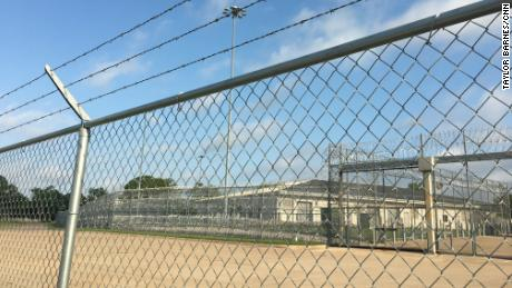 FMC Carswell, federal prison in Fort Worth, Texas, where the NSA whistleblower is Reality winner. held.