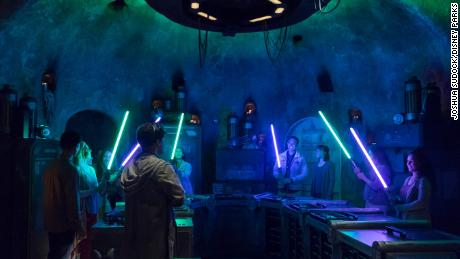 Disneyland's Star Wars: Galaxy's Edge by the numbers