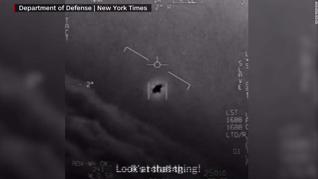UFO sightings: Top Dem on Senate intel committee, senators briefed - CNNPolitics