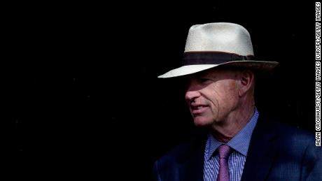 John Gosden is one of the greatest trainers in the history of horse racing.