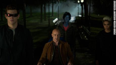 & # 39; Dark Phoenix & # 39; ne parvient pas à enflammer la dernière version de la saga X-Men