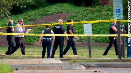 La police de Virginia Beach avait prévu un atelier samedi sur les tirs en masse