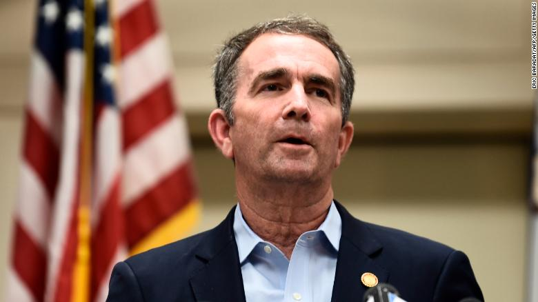 Virginia Gov. Ralph Northam tests positive for Covid-19