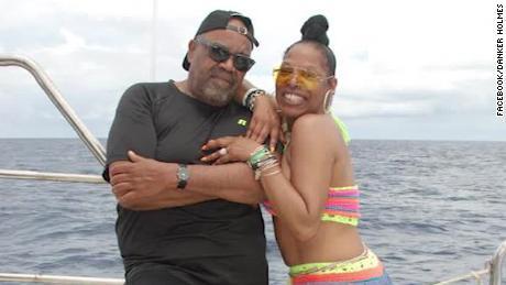 Nathaniel Holmes, 63, and Cynthia Day, 49.