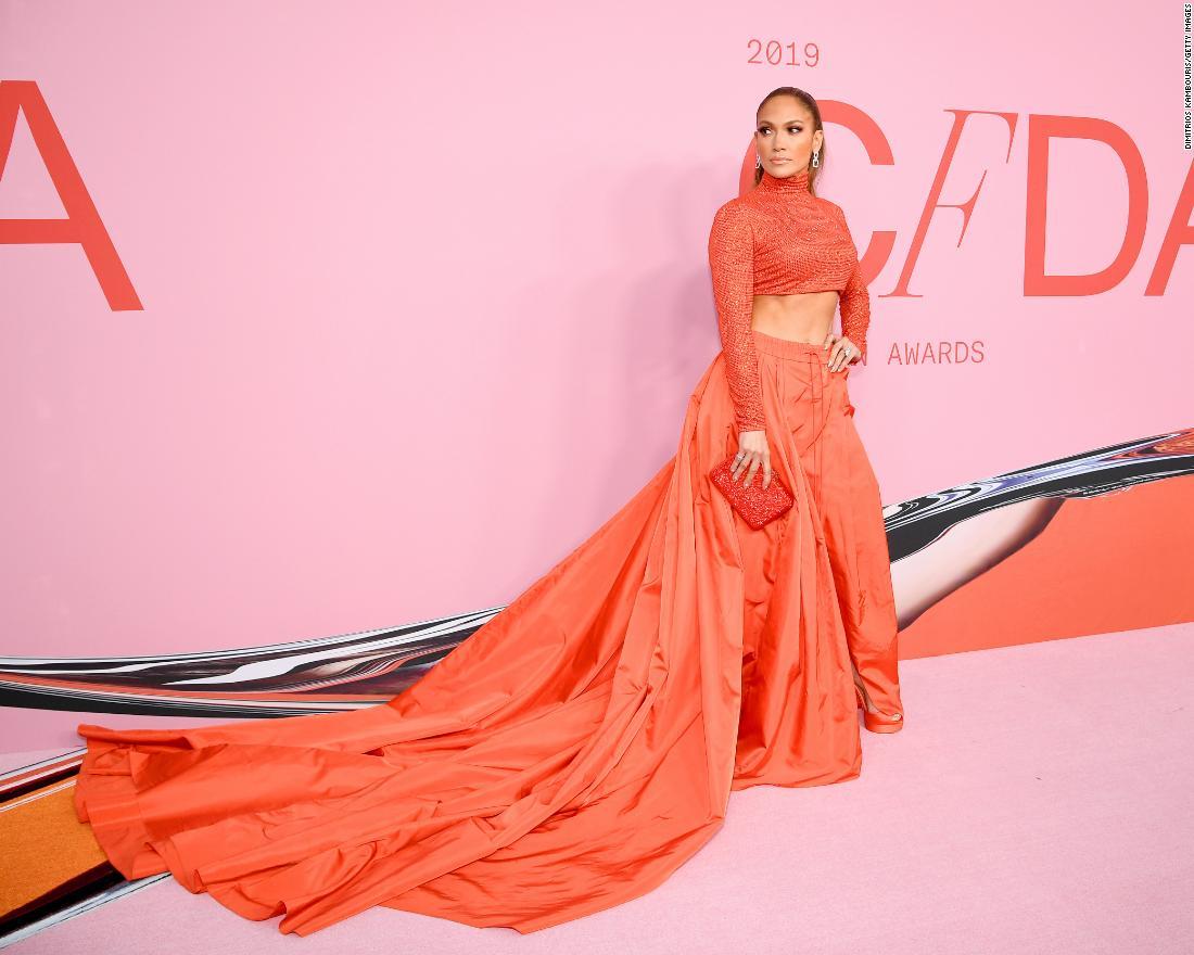 CFDA Fashion Awards 2019: Jennifer Lopez and Barbie among winners