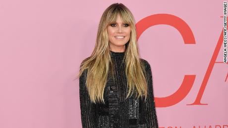 Heidi Klum unable to get coronavirus test